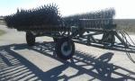Мотыга ротационная широкозахватная МРШ-12 прицепная с гидравлическим складыванием, Фирма-производитель: Кронос