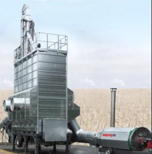 Зерносушилки мобильные МЕПУ М5-серии