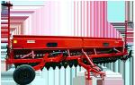Сеялка зерновая универсальная СЗУ-6 (СЗУ-6 с туком)