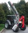 фото Машина для контурной обрезки кроны деревьев FL600P