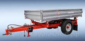 фото Полуприцеп тракторный саморазгружающийся ППТ-2