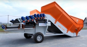 Ковш приемный KRM-2400