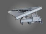 Автомобилеразгрузчик механический боковой У10-РМБ