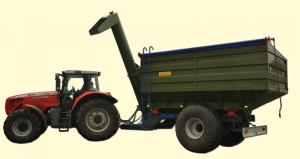Перегрузочный бункер-накопитель ПБН-20