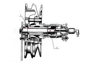 54-60521Б Ступица