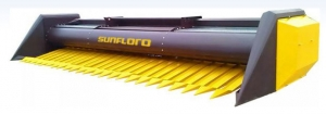 Жатка для уборки подсолнечника SunFloro New 7.4