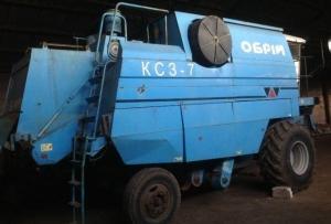 Комбайн КЗС-7