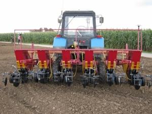 фото Машина для посадки лука-севка (чеснока) МПЛС