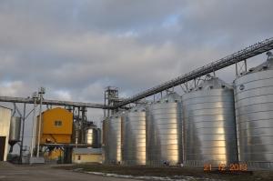 фото Зернохранилище BIN