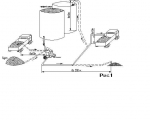 Пневматический транспортер для зерна T 200