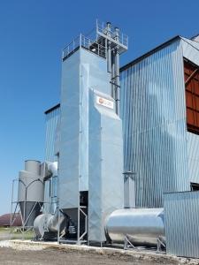 Зерносушилка С-20 (Стандарт)