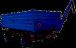 фото Зернозагрузчик навесной складывающийся ЗШНС-15