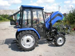 Трактор колесный    ДТЗ 454