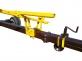 Универсальная тележка для транспортировки жаток Carrello (от 9м)