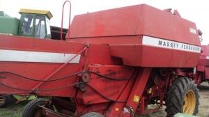 Комбайн зерноуборочный Massey Ferguson 206