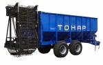 Прицеп тракторный бункер-перегрузчик Тонар-ПТ4-0000030/40