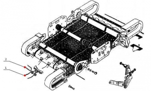 РСМ-10.08.07.602 Фиксатор