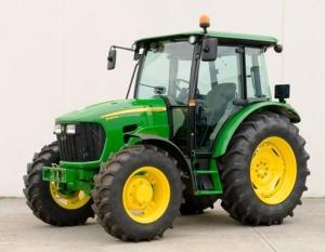 Трактор колесный JOHN DEERE 5080M