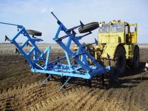 Почвообрабатывающее орудие ПБО