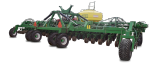 Зерновая сеялка прямого посева ДОН 651