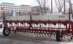 Сеялка зернотравяная Клен-6 с двухстрочными сошниками для льна