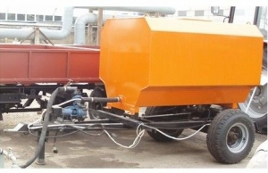 Полуприцеп тракторный поливочный ПУ-3,0-02
