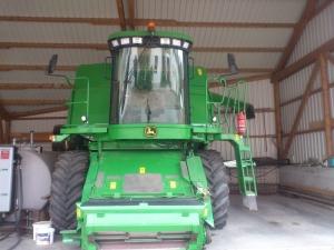 Deere 9640 WTS