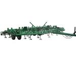 Культиватор КПГ-8.2 5-ти рядный с гребенками и катками