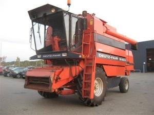 Комбайн зерноуборочный Deutz - Fahr 1600