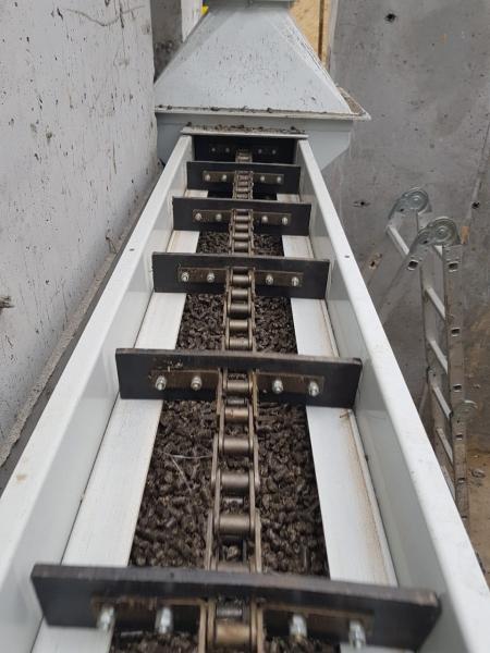Скребковые транспортеры бу какая ширина ленты ленточного конвейера