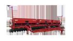 Сеялка зерновая СУБМ-3,6 (Посевной агрегат-3, СУБМ-3,6 и сцепка)