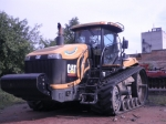 Трактор челленджер