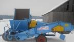 Картофелеуборочный комбайн Z-643
