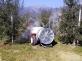 Садовый прицепной вентиляторный опрыскиватель S.A.E.