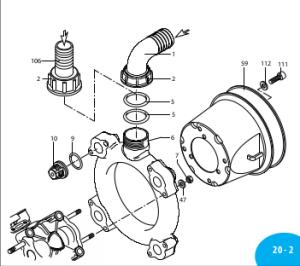 759051 Клапан AR 185 bp
