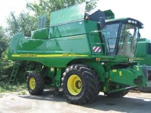 Комбайн зерноуборочный John Deere 9880i STS