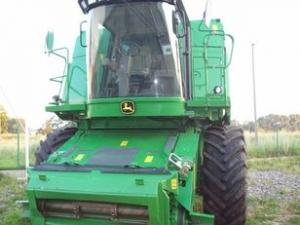 Комбайн зерноуборочный JOHN DEERE WTS 9680i