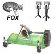 фото косилка цеповая peruzzo fox