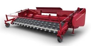 Платформа-подборщик для зерновых комбайнов