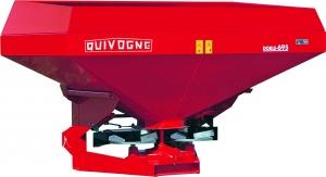 Разбрасыватель минеральных удобрений Quivogne DOBLE-695-R\800