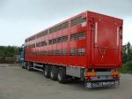 Полуприцеп для перевозки скота. Скотовоз
