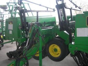 Сеялка зерновая John Deere модель 455