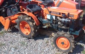Мини-трактор KUBOTA B7000