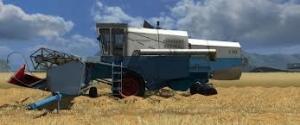Комбайн зерноуборочный Fortschritt E 516