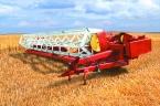 жатка валковая зерновая
