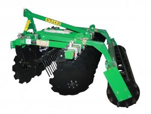 Агрегат почвообрабатывающий дисковый с листовой стойкой АГЛ-2,4-20