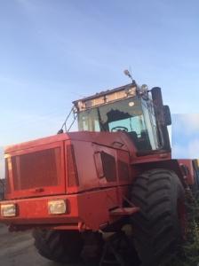 Трактор К-744
