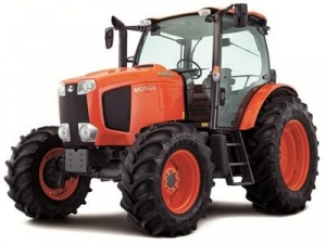 Трактор колесный KUBOTA М 135 GX