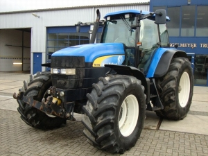 Трактор NEW HOLLAND TM 190 DT