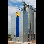 Зерносушилка непрерывного действия DDU